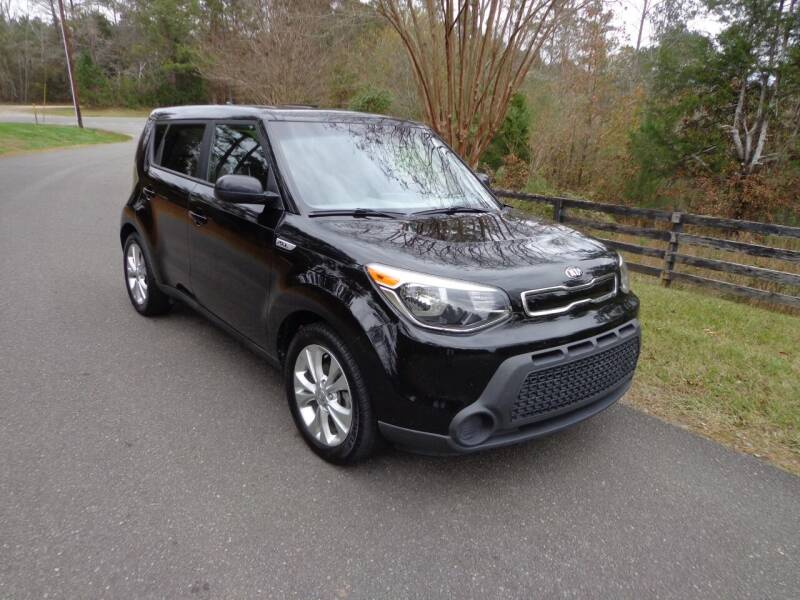 2015 Kia Soul for sale at CAROLINA CLASSIC AUTOS in Fort Lawn SC