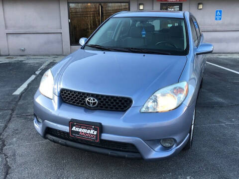 2006 Toyota Matrix for sale at Anamaks Motors LLC in Hudson NH