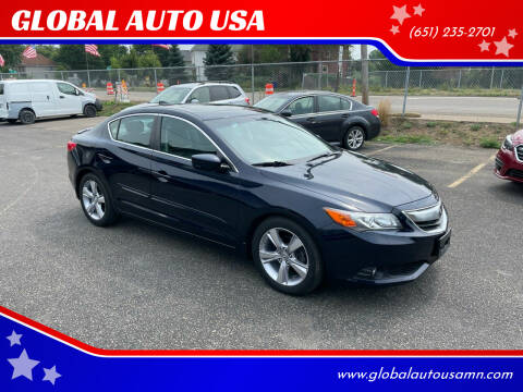 2014 Acura ILX for sale at GLOBAL AUTO USA in Saint Paul MN
