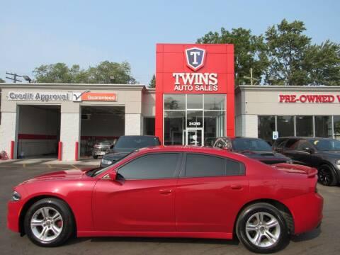 2015 Dodge Charger for sale at Twins Auto Sales Inc - Detroit in Detroit MI