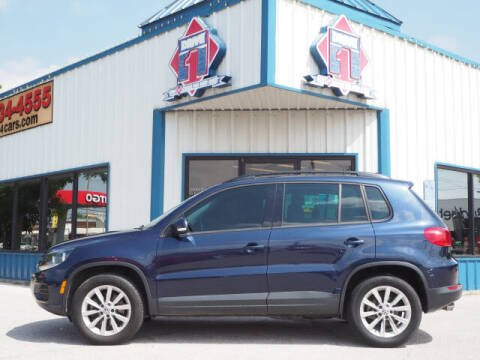 2015 Volkswagen Tiguan for sale at DRIVE 1 OF KILLEEN in Killeen TX