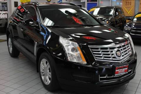 2015 Cadillac SRX for sale at Windy City Motors in Chicago IL