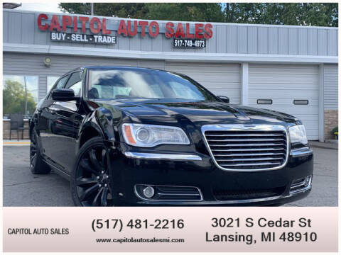 2013 Chrysler 300 for sale at Capitol Auto Sales in Lansing MI
