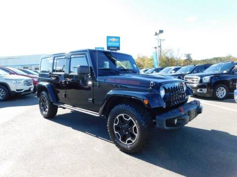 2015 Jeep Wrangler Unlimited for sale at Radley Cadillac in Fredericksburg VA