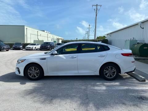 2019 Kia Optima for sale at Key West Kia in Key West Or Marathon FL