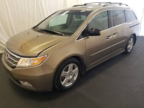 2011 Honda Odyssey for sale at Rick's R & R Wholesale, LLC in Lancaster OH
