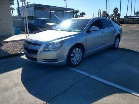 2010 Chevrolet Malibu for sale at Ideal Cars - SERVICE in Mesa AZ