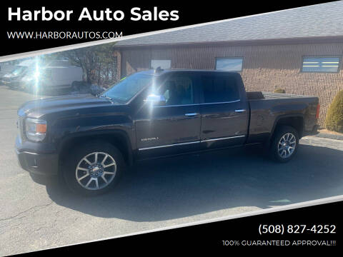 2015 GMC Sierra 1500 for sale at Harbor Auto Sales in Hyannis MA
