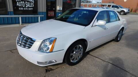 2006 Cadillac DTS for sale at Mid Kansas Auto Sales in Pratt KS