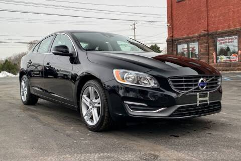 2014 Volvo S60 for sale at Knighton's Auto Services INC in Albany NY