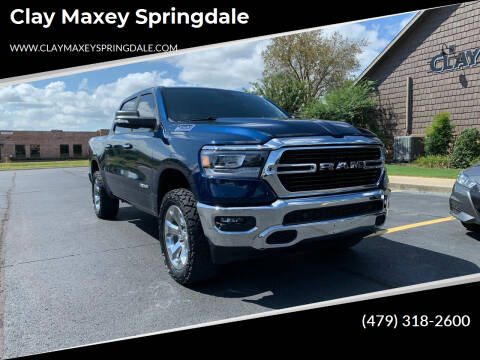 2019 RAM Ram Pickup 1500 for sale at Clay Maxey Springdale in Springdale AR