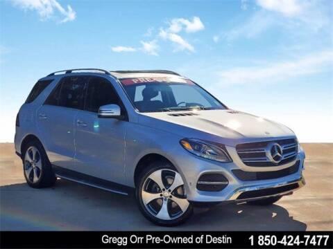 2016 Mercedes-Benz GLE for sale at Gregg Orr Pre-Owned of Destin in Destin FL