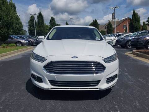 2014 Ford Fusion for sale at Southern Auto Solutions - Lou Sobh Honda in Marietta GA