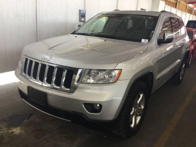 2012 Jeep Grand Cherokee for sale at DIAMOND LUXURY AUTO SALES LLC in Phoenix AZ