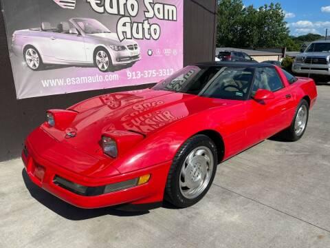 1994 Chevrolet Corvette for sale at Euro Auto in Overland Park KS