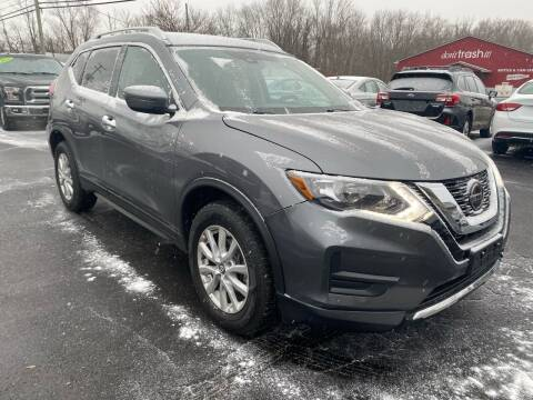 2020 Nissan Rogue for sale at RS Motors in Falconer NY