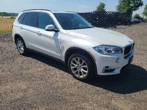 2016 BMW X5 for sale at BETTER BUYS AUTO INC in East Windsor CT
