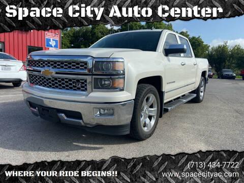 2014 Chevrolet Silverado 1500 for sale at Space City Auto Center in Houston TX