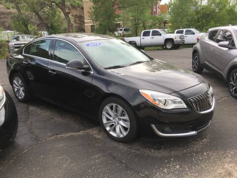 2014 Buick Regal for sale at 4X4 Auto Sales in Durango CO