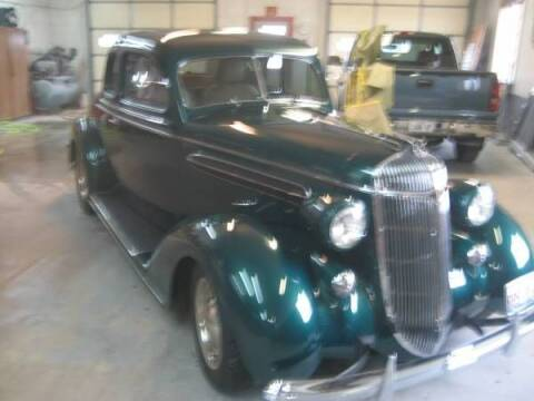 1936 Chrysler Airstream for sale at Haggle Me Classics in Hobart IN