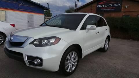 2011 Acura RDX for sale at Auto Click in Tucson AZ