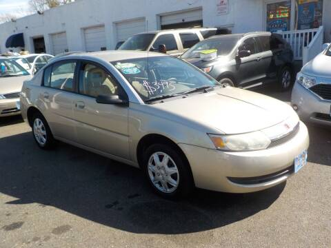 2003 Saturn Ion for sale at United Auto Land in Woodbury NJ