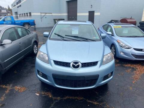 2009 Mazda CX-7 for sale at Bethlehem Auto Sales in Bethlehem PA