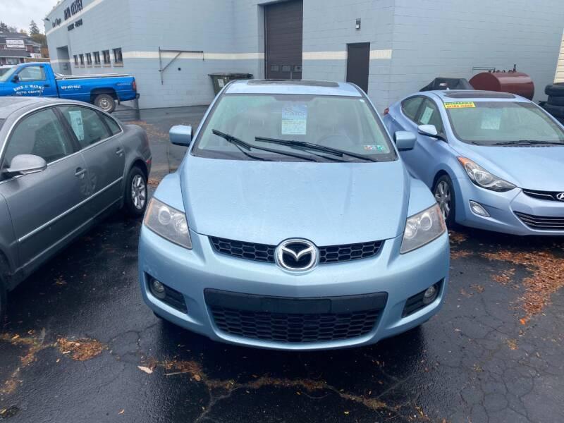 2009 Mazda CX-7 for sale at Bethlehem Auto Sales in Bethlehem PA