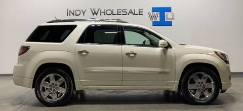2015 GMC Acadia for sale at Indy Wholesale Direct in Carmel IN