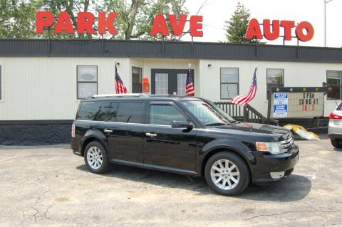2009 Ford Flex for sale at Park Ave Auto Inc. in Worcester MA