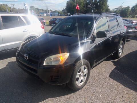 2009 Toyota RAV4 for sale at ORANGE PARK AUTO in Jacksonville FL