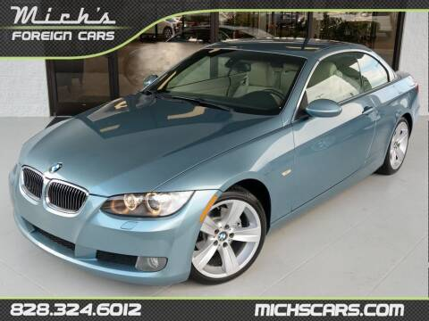 2008 BMW 3 Series for sale at Mich's Foreign Cars in Hickory NC