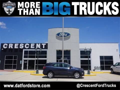 2019 Chevrolet Equinox for sale at Crescent Ford in Harahan LA