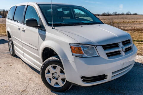 2009 Dodge Grand Caravan for sale at Fruendly Auto Source in Moscow Mills MO