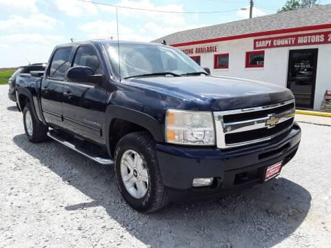 2009 Chevrolet Silverado 1500 for sale at Sarpy County Motors in Springfield NE