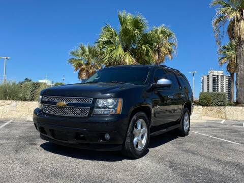 2013 Chevrolet Tahoe for sale at Motorcars Group Management - Bud Johnson Motor Co in San Antonio TX