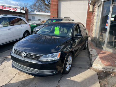2011 Volkswagen Jetta for sale at Frank's Garage in Linden NJ