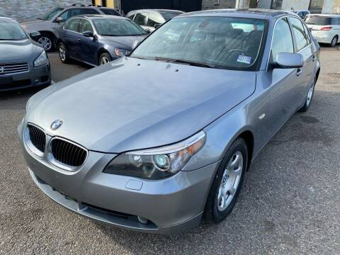 2004 BMW 5 Series for sale at MFT Auction in Lodi NJ