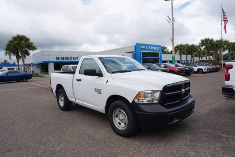 2019 RAM Ram Pickup 1500 Classic for sale at WinWithCraig.com in Jacksonville FL