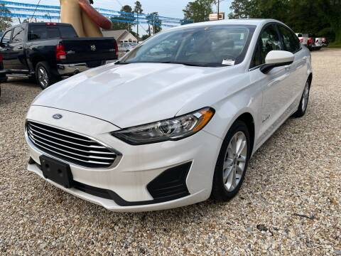 2019 Ford Fusion Hybrid for sale at Southeast Auto Inc in Walker LA