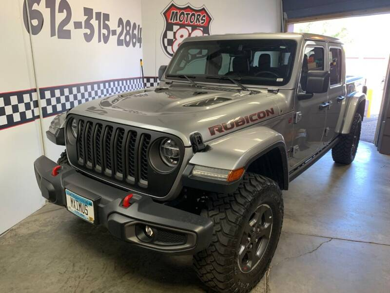 2020 Jeep Gladiator for sale at MOTORS 88 in New Brighton MN