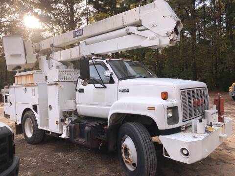 1994 GMC C7500 for sale at M & W MOTOR COMPANY in Hope AR