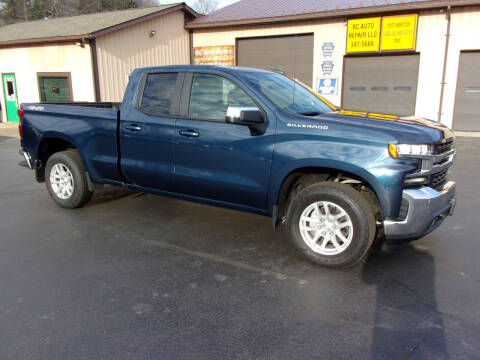 2019 Chevrolet Silverado 1500 for sale at Dave Thornton North East Motors in North East PA