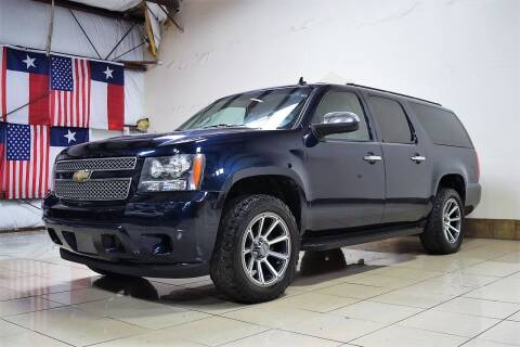 2009 Chevrolet Suburban for sale at ROADSTERS AUTO in Houston TX