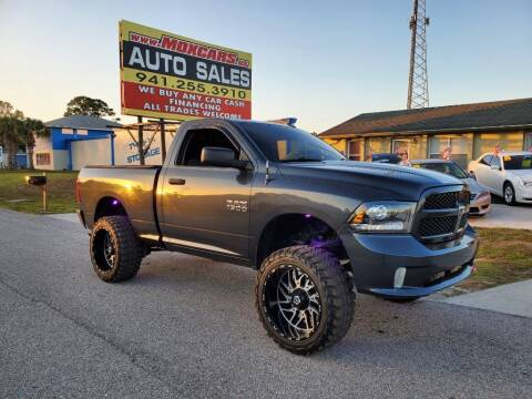 2014 RAM Ram Pickup 1500 for sale at Mox Motors in Port Charlotte FL