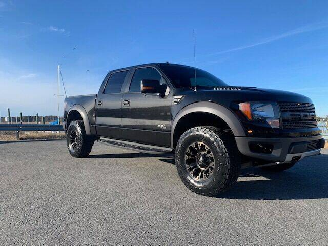 2012 Ford F-150 for sale at USA 1 Autos in Smithfield VA