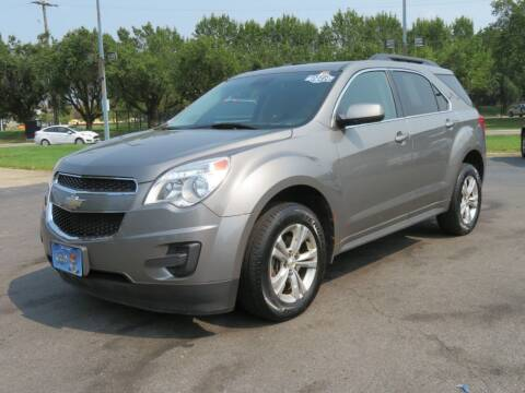 2012 Chevrolet Equinox for sale at Low Cost Cars North in Whitehall OH