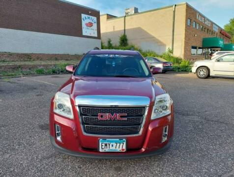 2011 GMC Terrain for sale at Family Auto Sales in Maplewood MN
