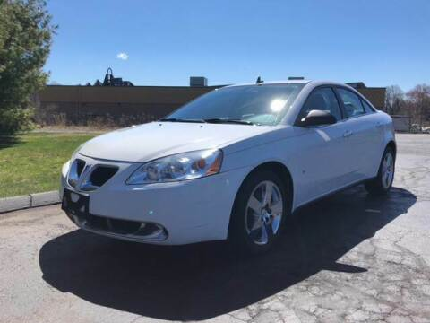 2009 Pontiac G6 for sale at Branford Auto Center in Branford CT