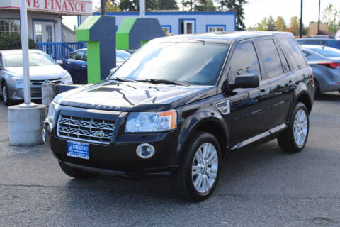2010 Land Rover LR2 for sale at BAYSIDE AUTO SALES in Everett WA